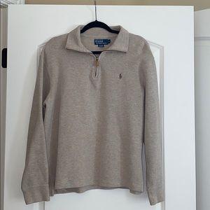 POLO by Ralph Lauren mens quarter zip pullover